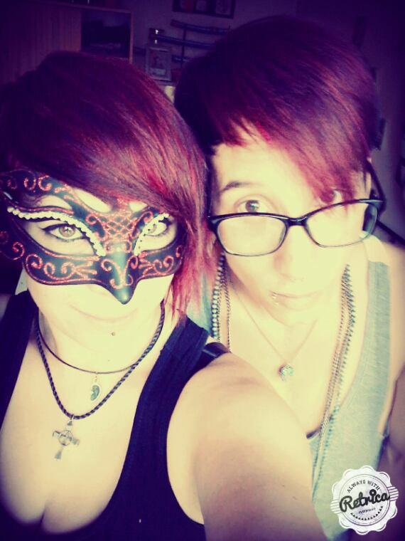Dylou et moi
