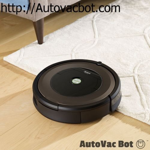 Amazing True Story - Roomba 890 Wifi Connected iRobot 1st Avenue Mall