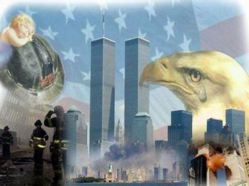 A la mémoire à toutes les personnes qui ont péris dans l attentat du 11 septembre 2001