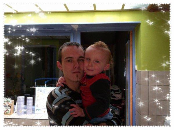 Mon homme et notre fils