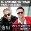 DJ Antσine vs Mad Mark ~ Welcσme tσ st Trσpez
