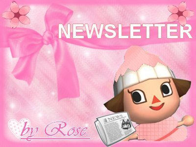 ★==>My newsletters<==★