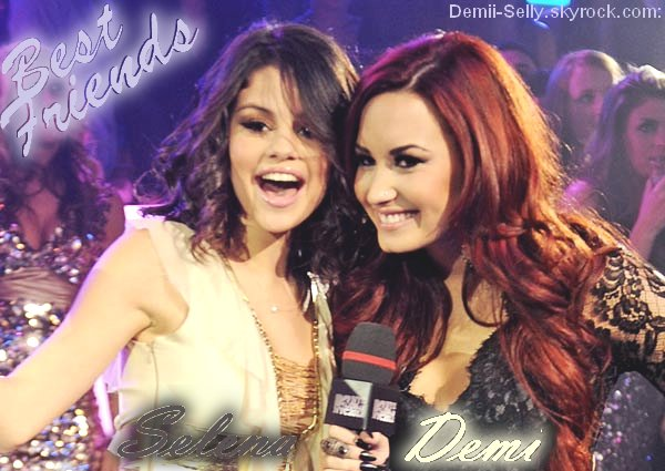 Hi guys, Welcome on Demii-Selly, your source on Selena Gomez and Demi Lovato with the version n#3.
