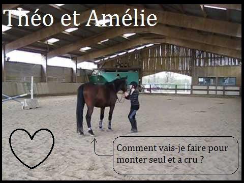Amélie dans une grosse galère ...