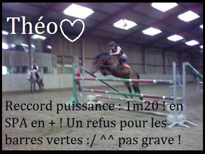 RECORD PUISSANCE AVEC THEO