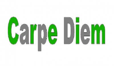 / ! \ Carpe Diem / ! \