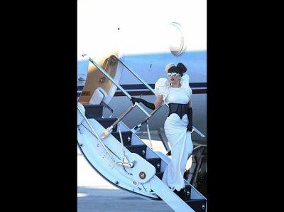 Arrivée de lady gaga en Australie ! Voici quelques photos + vidéos :)