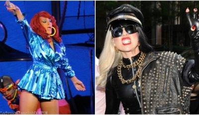 Rihanna admire le style de Lady Gaga !