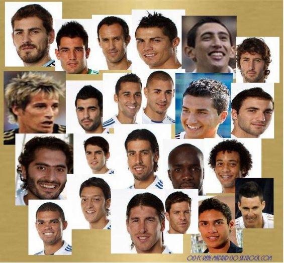 ¡Bienvenue dans le blog source du Real Madrid!