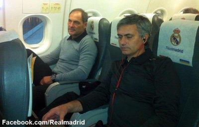 Avant le match de Valence-Madrid.