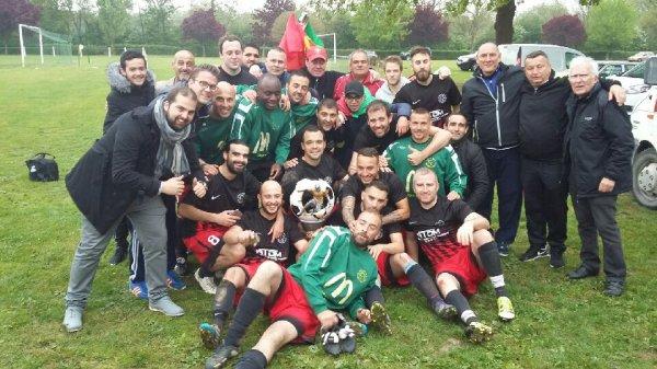 Finale Coupe de l'Aube - Samedi 6 Juin 2017