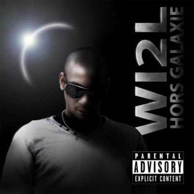 "Pochette album ""Hors galaxie"""