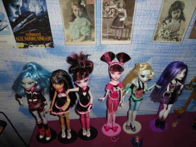 Mes Monster High ♥