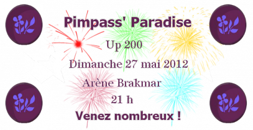 Diverses news et invitation !