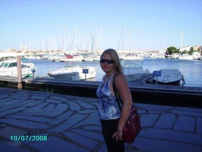 vacance a cap d'Agde y a 2 ans