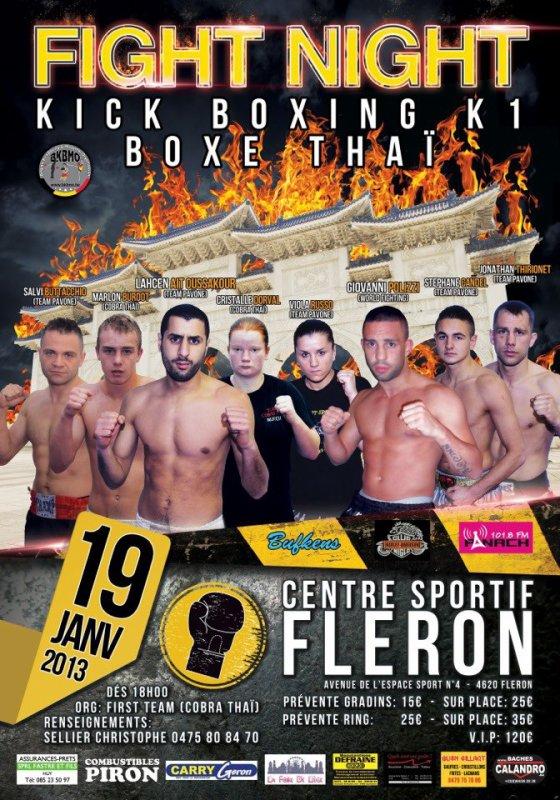 Fight Night Kick Boxing K-1