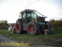 fendt avec bridage forestier