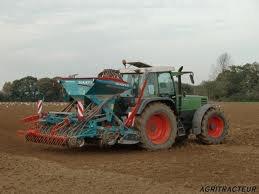 semis avec fendt 515
