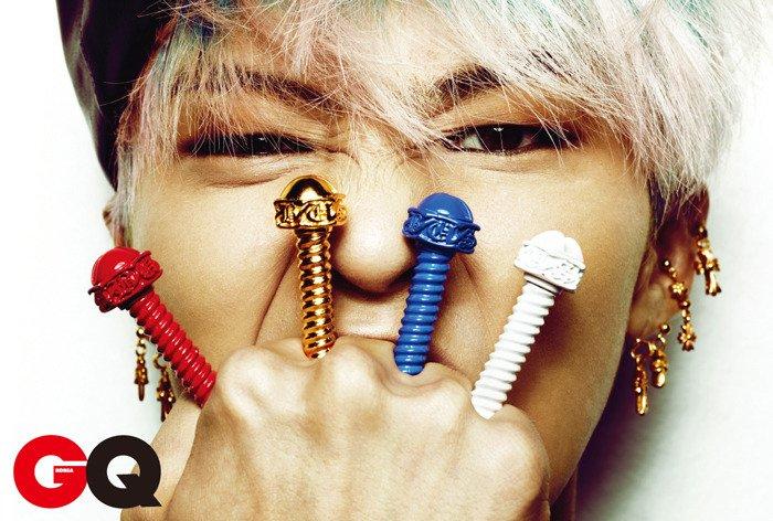 G-Dragon / Kwon Ji Yong / 권지용