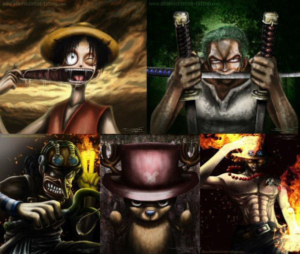 Fanart One Piece