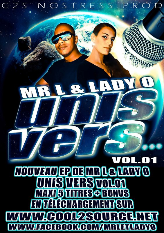 Medley Unis Vers Vol.01 Mr L & Lady O