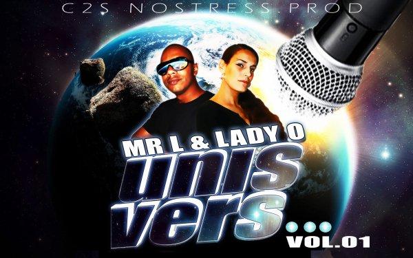 Unis Vers...Vol.01 / Lève-toi Bats toi Mr L & Lady O (2012)