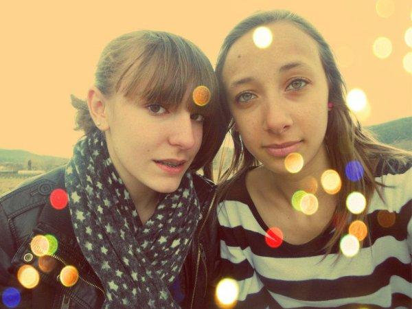 #Marie & Pauline ! ♥