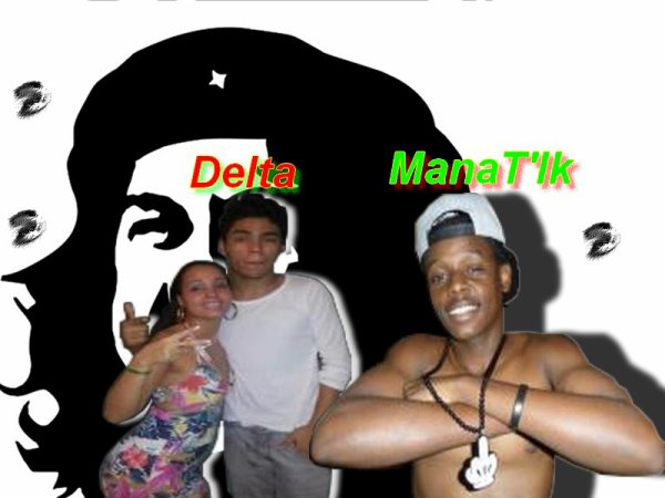 delta/manat'ik