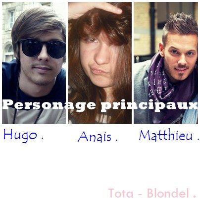 Prologue - Personnage Principaux - Prévenu(e)s .