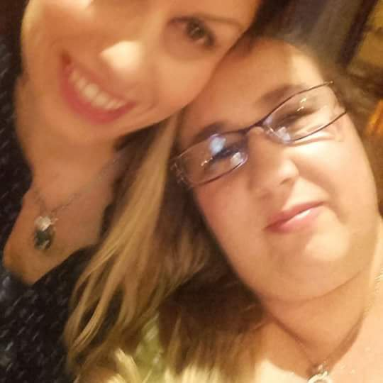 ma soeurette et moi
