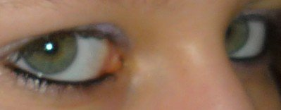 me eyes