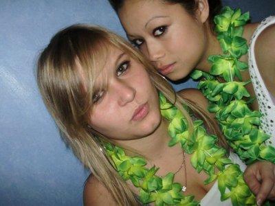 Moi et Laura (l)