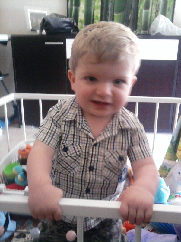 les 1 an de mon fils