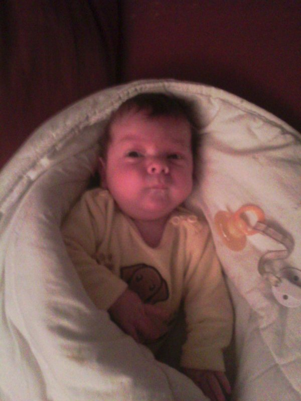 Mon fils Mathéo