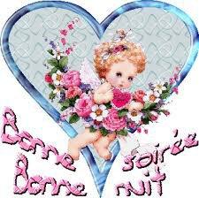 BONNE SOIREE,BONNE NUIT MES AMIS(ES)