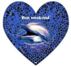 BON WEEK-END.