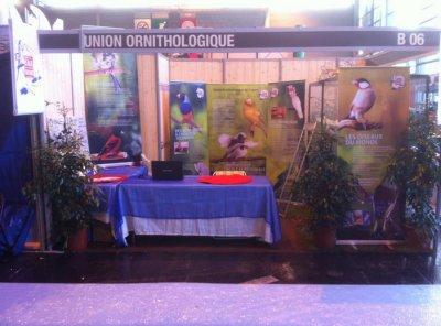 Le Salon de l'Agriculture 2012.