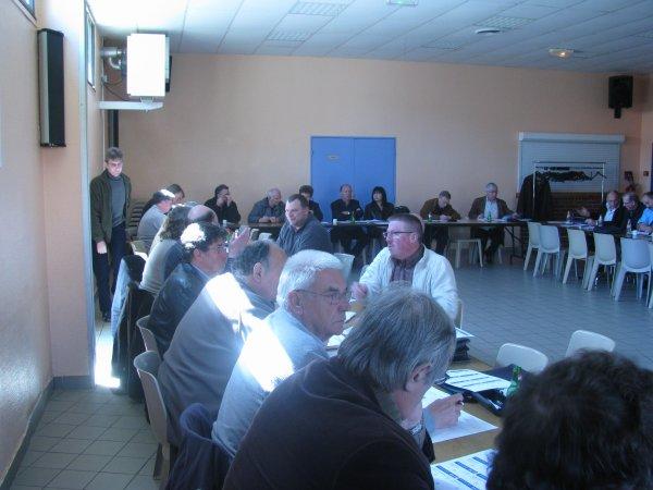 Congrès ROFAP du 13 mai 2012