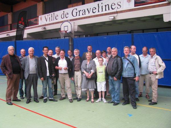 Visite à Gravelines
