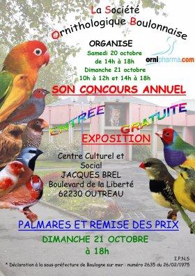 Semaine 42: Concours de Boulognes