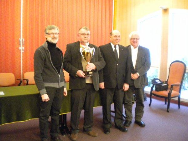 Semaine 03/2013 : Regional HARZ à AUCHEL