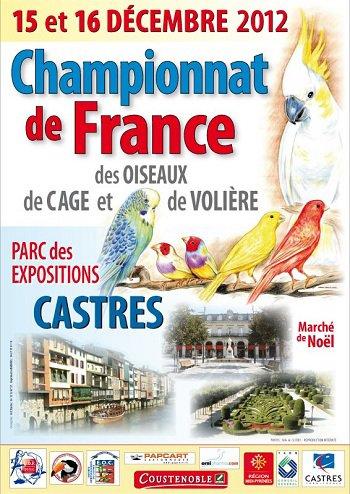 National de Castres 2012