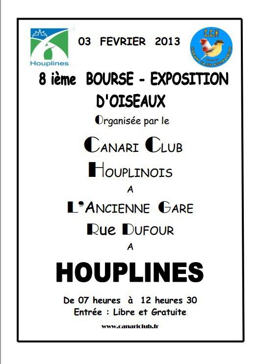 Bourse de Houplines
