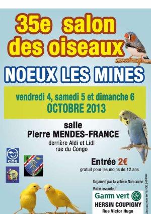 EXPOSITION avec BOURSE à NOEUX LES MINES