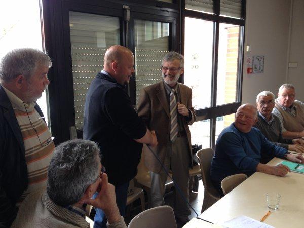 Election du nouveau Bureau de la ROFAP