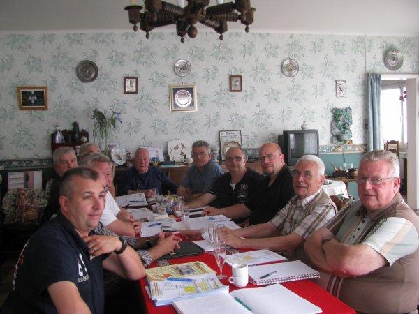 Réunion de Bureau de la ROFAP.