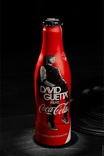 CLUB COKE David Guetta