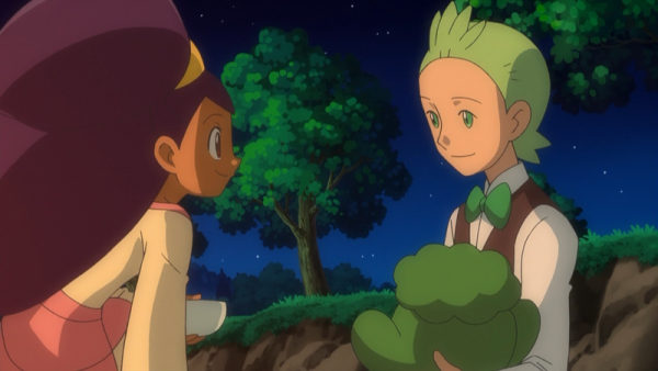 (l) WishfulShipping :: Rachid et Iris (l) :: 1er Août