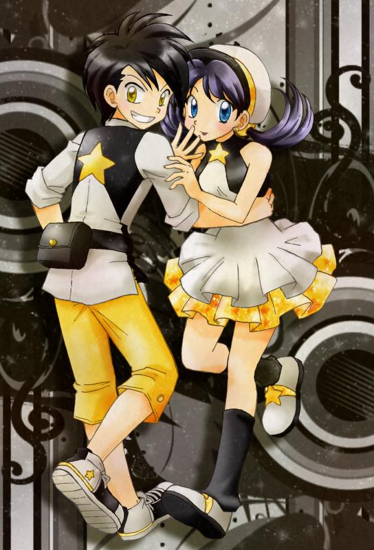 MangaQuestShipping :: Gold & Crystal (l)
