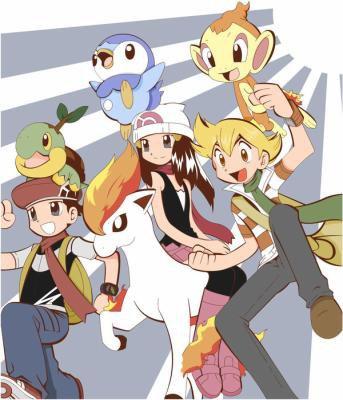 Pokémon DP Scarf (l)